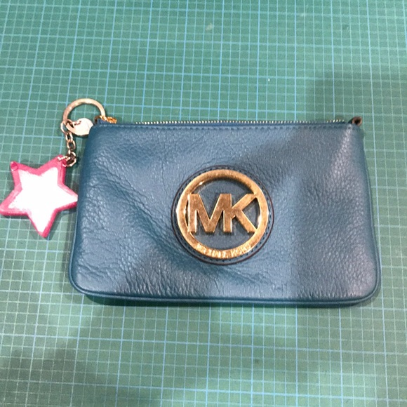 Michael Kors Leather Pouch
